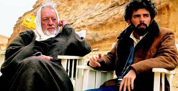 george-lucas-and-alec-guinness