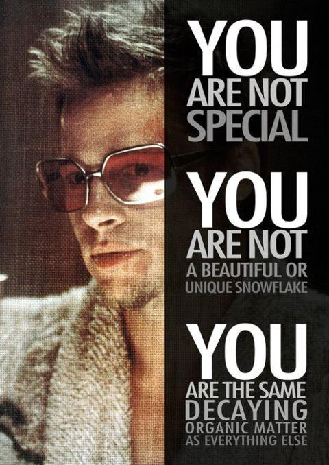 you-are-not-special-you-are-not-a-beautiful-or-unique-snowflake-you-are-the-same-decaying-organic-quote-1
